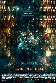 Fiebre en la Disco Poster