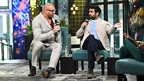 BUILD: Kumail Nanjiani & Dave Bautista How Toxic Masculinity Addressed in Movie