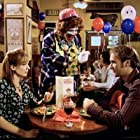 Oliver Chris, Bennet Thorpe, and Katherine Parkinson in The IT Crowd (2006)