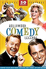 Hollywood Comedy Legends Poster