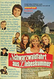 Schwarzwaldfahrt aus Liebeskummer Poster