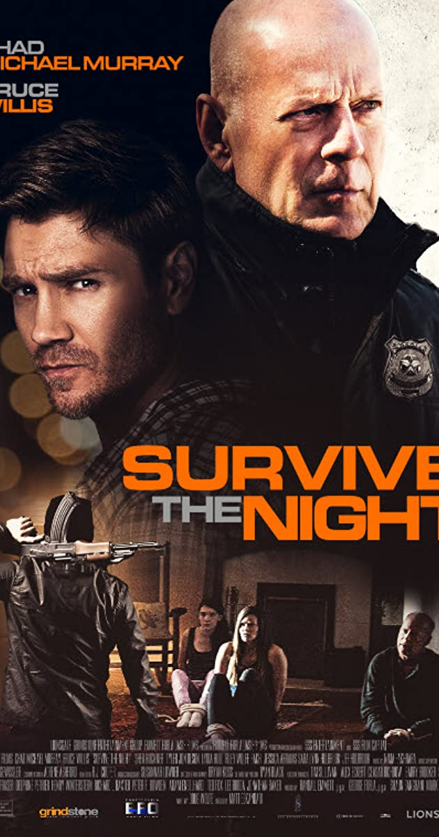 Subtitle of Survive the Night