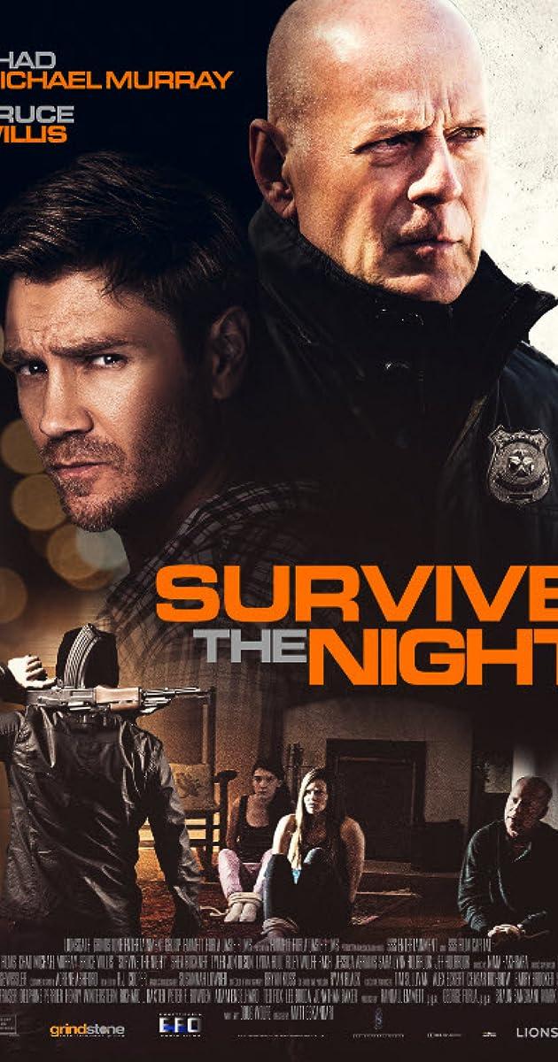 Survive The Night (2020) [720p] [WEBRip] [YTS.MX]