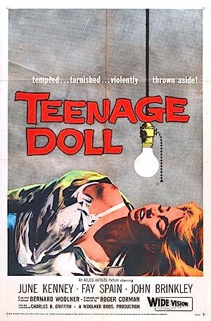 Film-Noir Teenage Doll Movie