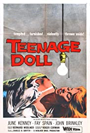 Teenage Doll Poster