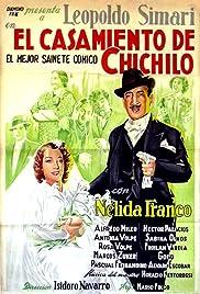 El casamiento de Chichilo Poster