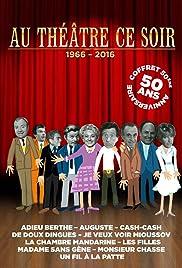 Au théâtre ce soir Poster