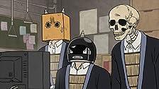 La librería alternativa de Skull-face Honda-san / Puedes dejar tu trabajo cuando quieras