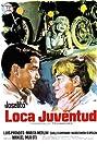 Loca juventud (1965) Poster