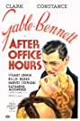 After Office Hours (1935) Poster