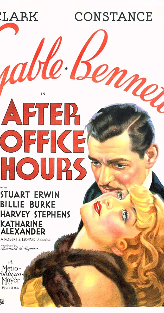 After Office Hours (1935) - After Office Hours (1935) - User Reviews