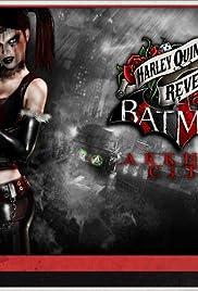 Batman Arkham City: Harley Quinn's Revenge Poster