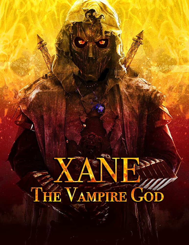 Xane: The Vampire God 2020 English 720p HDRip 800MB