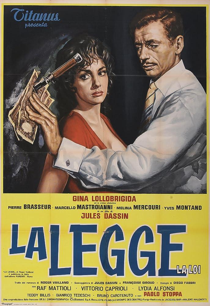 La legge (1959)