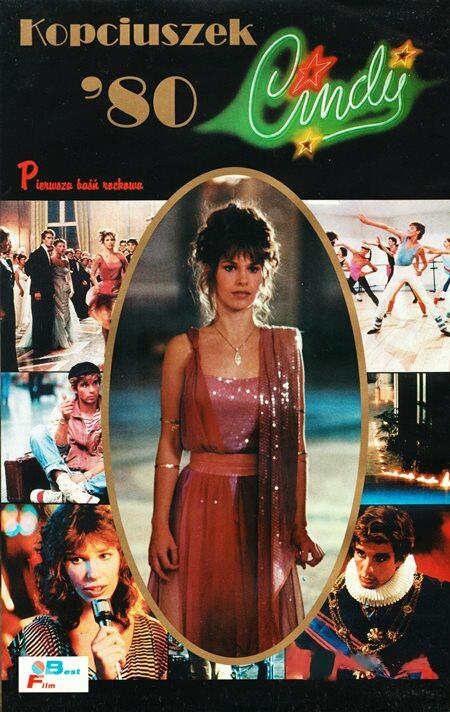 Bonnie Bianco and Pierre Cosso in Cenerentola '80 (1984)