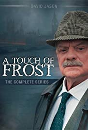 A Touch of Frost Poster - TV Show Forum, Cast, Reviews