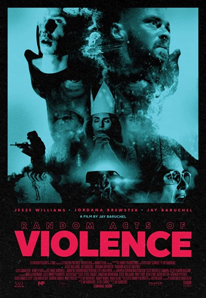Random Acts of Violence 2020 English 254MB HDRip Download