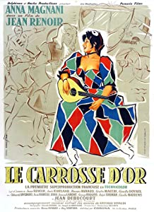 Movie now watch Le carrosse d'or France [480x640]