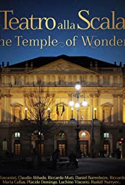 Teatro Alla Scala: The Temple of Wonders Poster