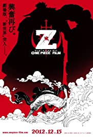 One Piece Film: Z Poster