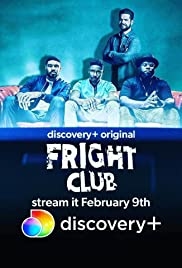 Fright Club Poster