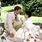 Hugh Laurie and Lyndsey Marshal in The Young Visiters (2003)