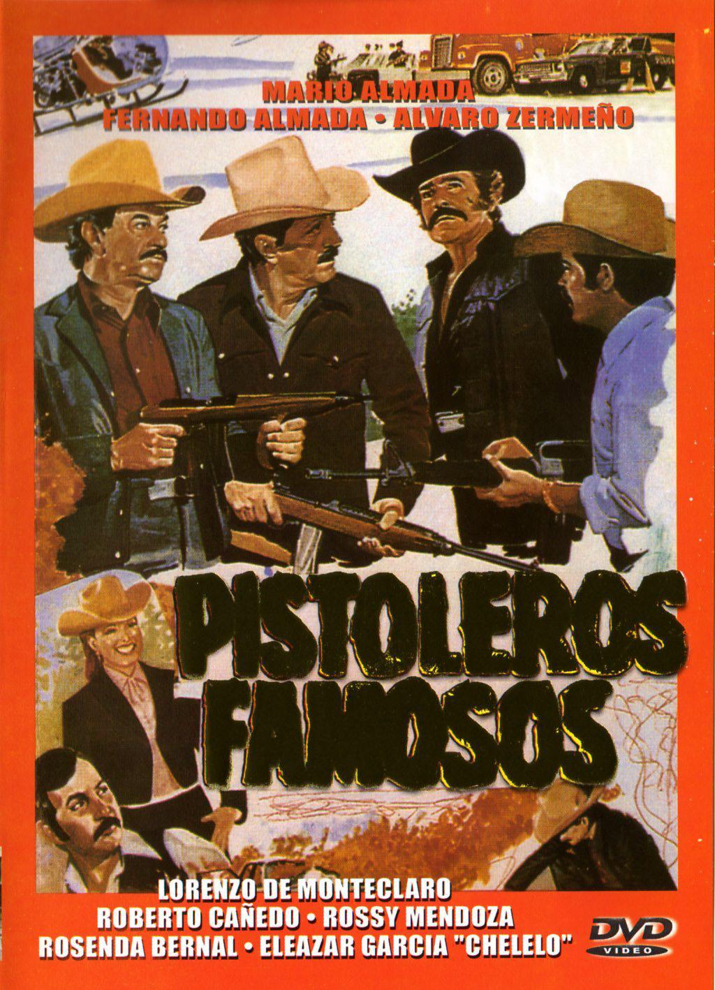 Pistoleros famosos (1981) - IMDb