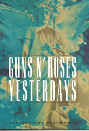 Guns N' Roses: Yesterdays Poster