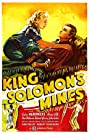 King Solomon's Mines (1937) Poster