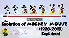 Evolution of Mickey Mouse (1928-2018)