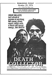 The Death Collector (1976) Poster - Movie Forum, Cast, Reviews