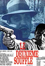 Le Deuxième Souffle (1966) Poster - Movie Forum, Cast, Reviews