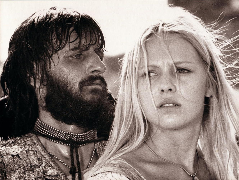 Agneta Eckemyr And Ringo Starr In Blindman 1971