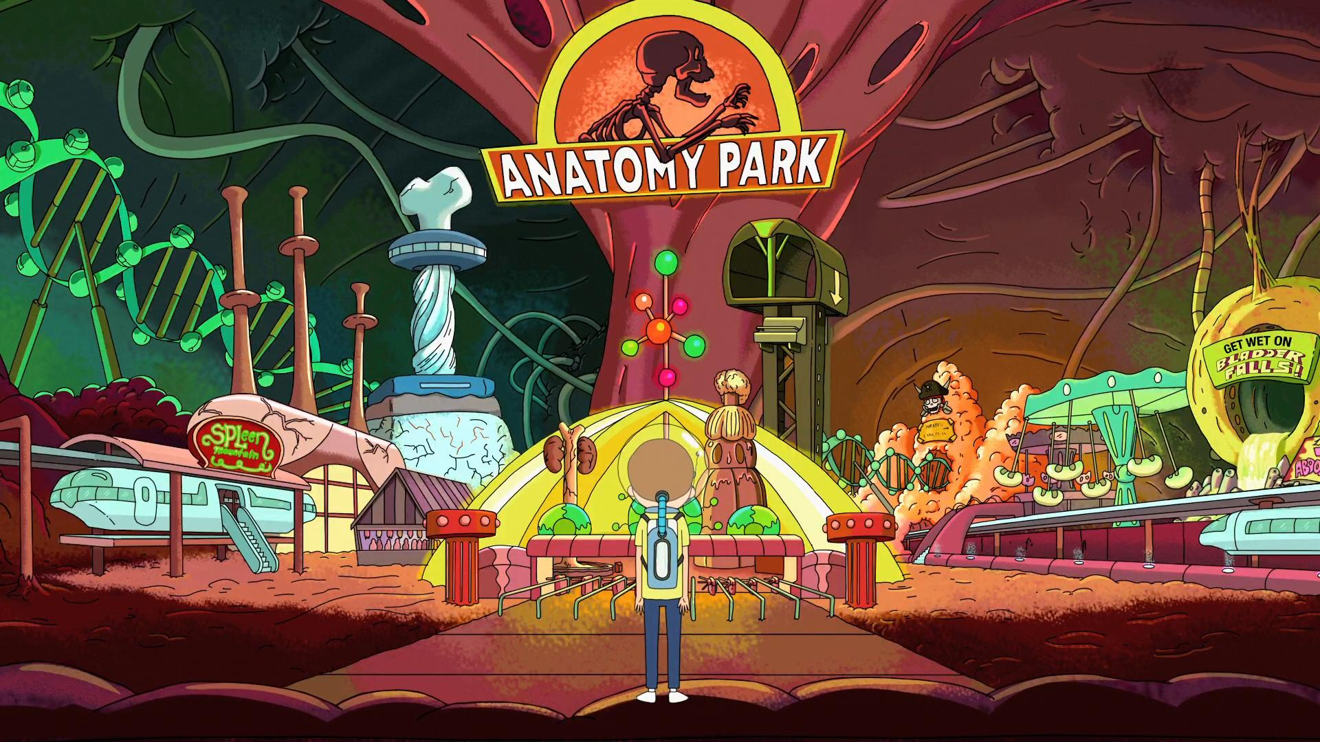 Rick And Morty Anatomy Park Tv Episode 2013 Imdb