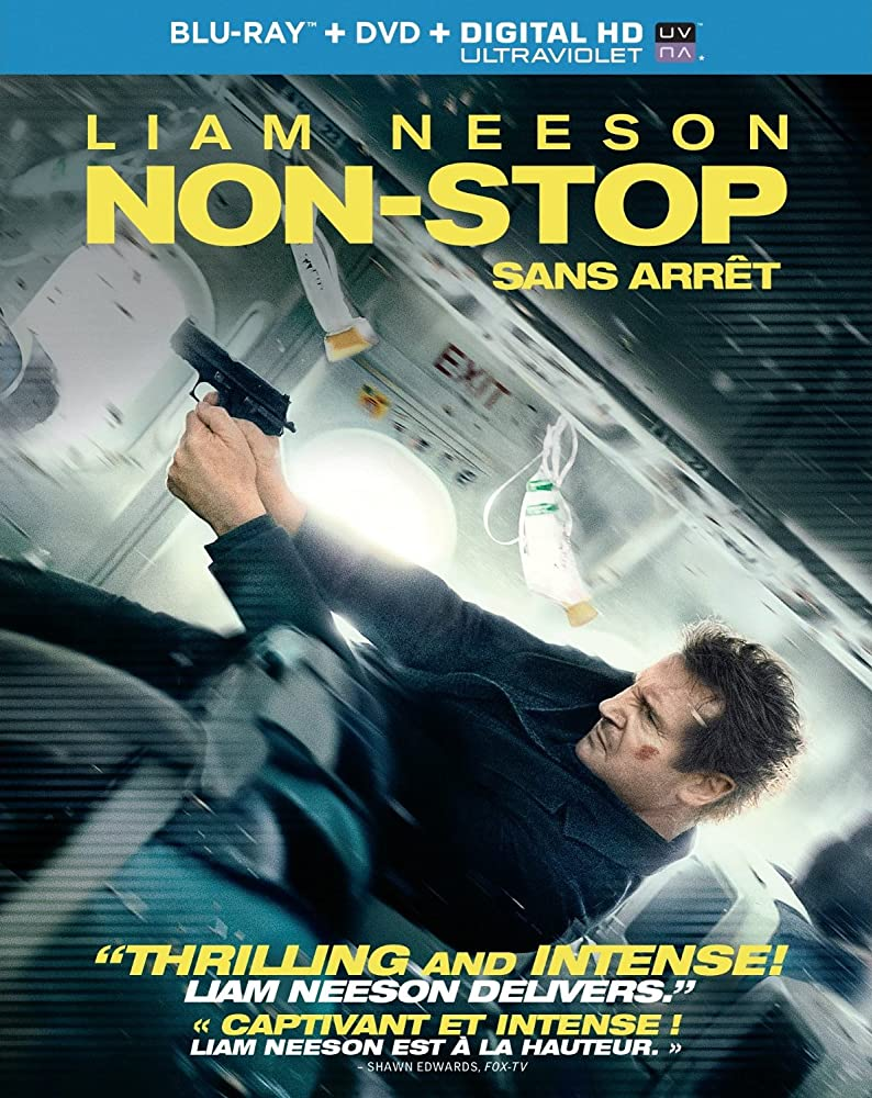 Non-Stop (2014) Hindi Dubbed Movie