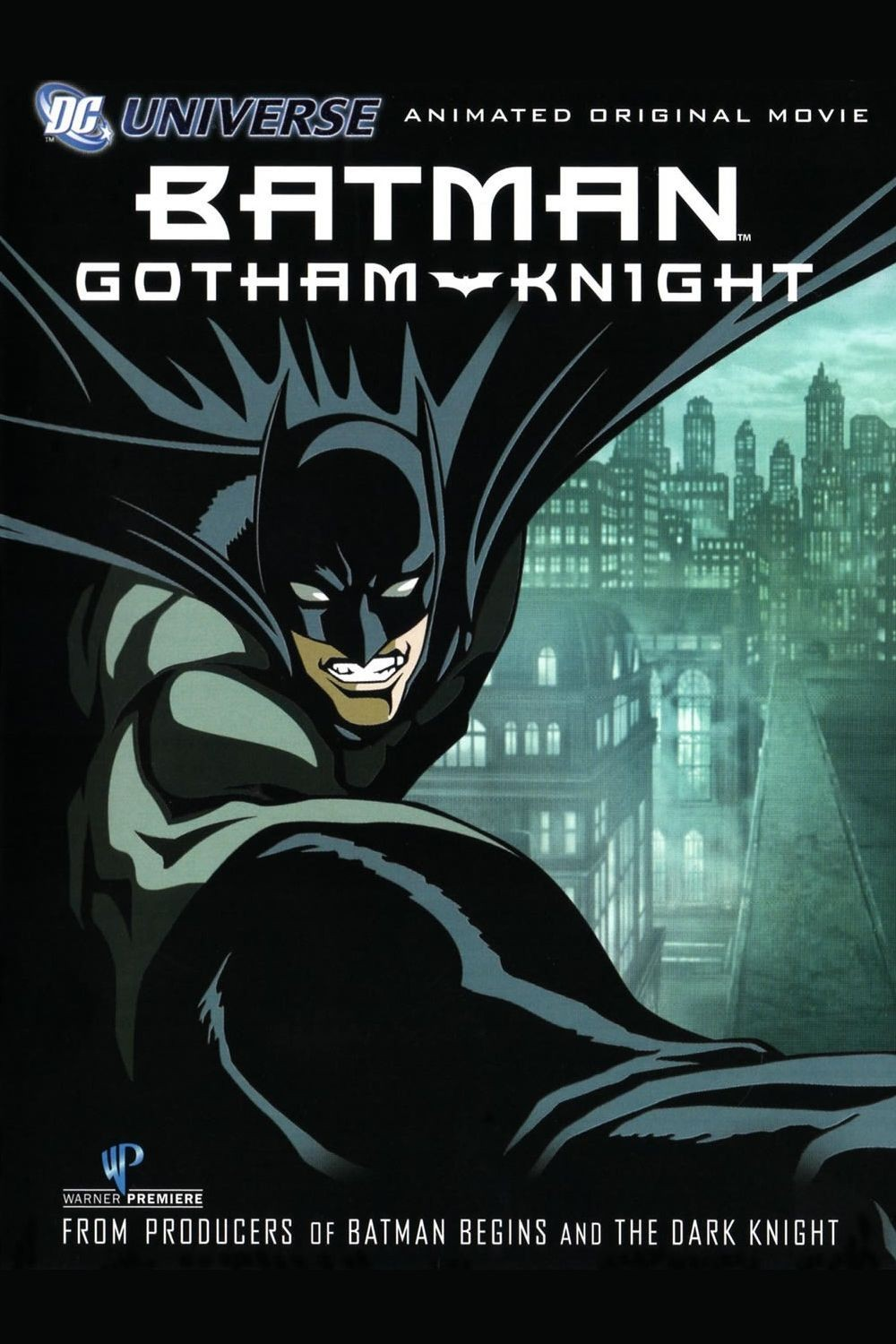 Image result for batman gotham knight movie
