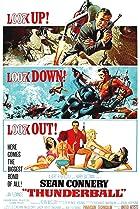 Thunderball (1965) Poster