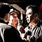 Zhiyang Liu, Zhifei Wang, and Renjun Wang in Gu tian jun hao (2019)