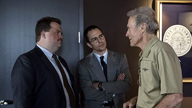 'Richard Jewell' director Clint Eastwood and Paul Walter Hauser discuss casting Hauser in the lead role, then they join Sam Rockwell, Kathy Bates, and Jon Hamm to outline how they use humor to lighten the otherwise serious subject matter.