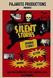 Alex Fernandez's Silent Stories Poster