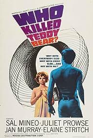 Who Killed Teddy Bear (1967) Poster - Movie Forum, Cast, Reviews