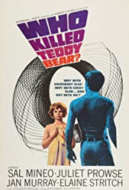Who Killed Teddy Bear (1965) Poster - Movie Forum, Cast, Reviews