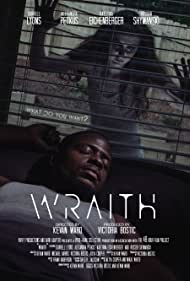 Durrell Lyons and Alexandra Petkus in Wraith (2018)