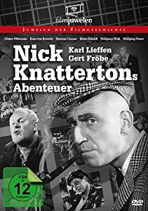 Nick Knattertons Abenteuer - Der Raub der Gloria Nylon West Germany