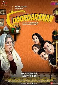 Dolly Ahluwalia, Manu Rishi Chadha, Mahie Gill, Mehak Manwani, and Shardul Rana in Doordarshan (2020)