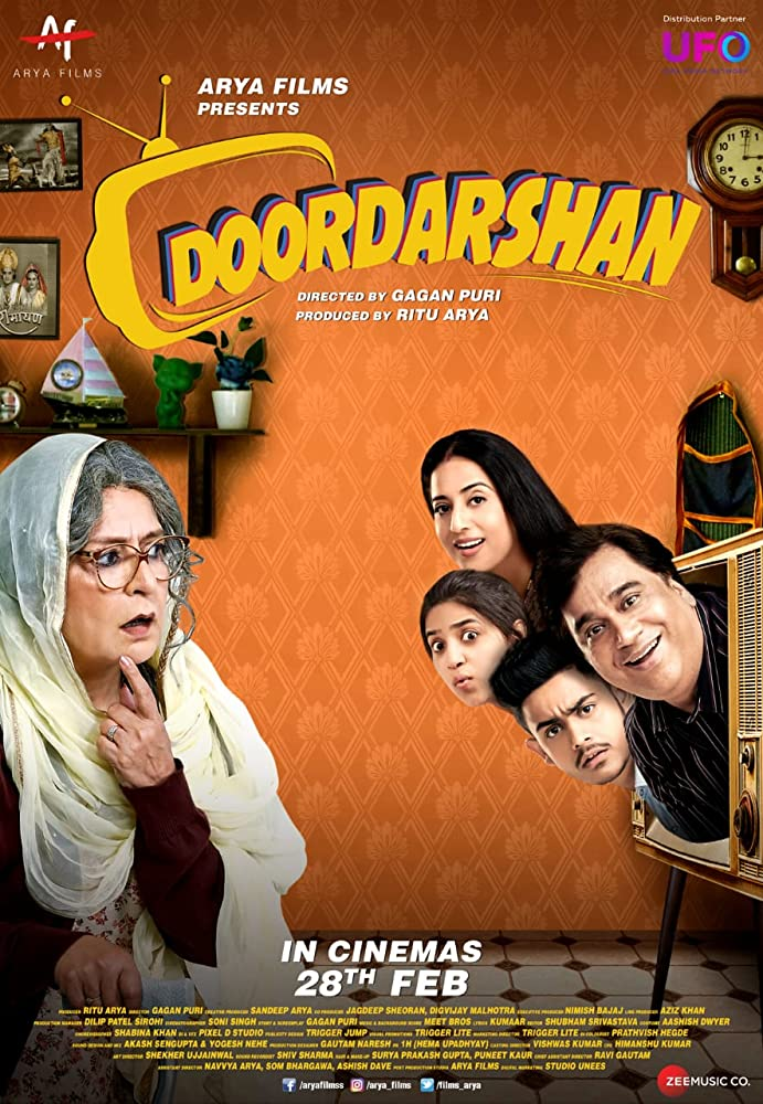 Doordarshan 2020 Hindi Movie 720p HDRip 700MB x264 AAC