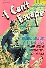 I Can't Escape (1934)