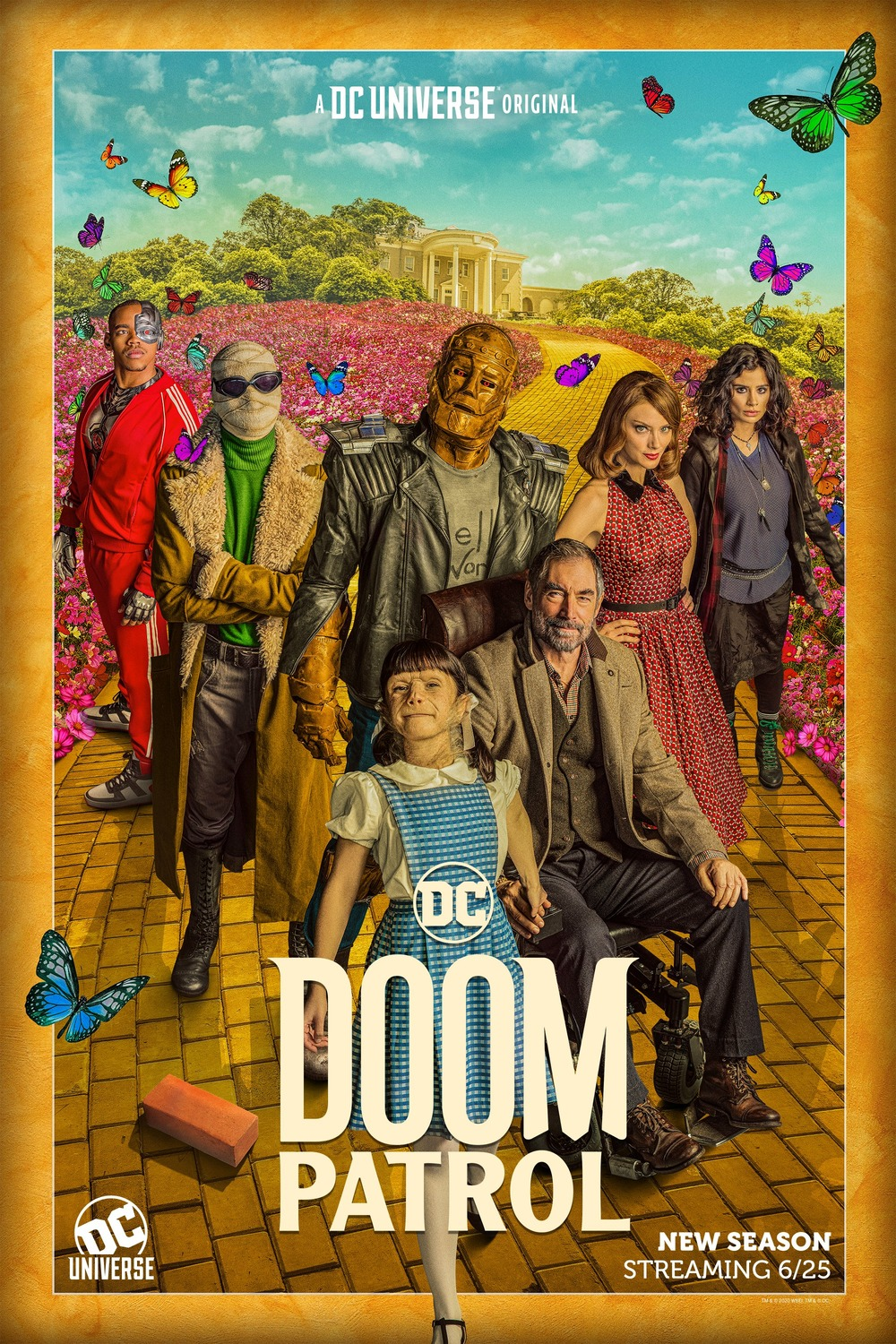 Doom Patrol Tv Series 2019 Imdb