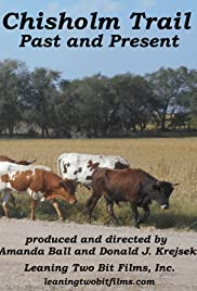 Chisholm Trail - Past and Present Poster
