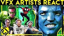 Los artistas de efectos visuales reaccionan a CGi 6 malo y genial